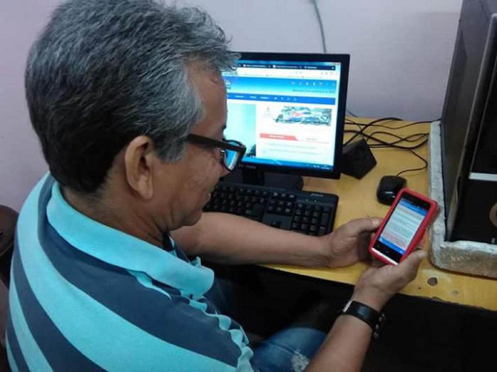 Las apk pueden facilitar mucho la gestión de información pública Foto: Ventura de Jesús García