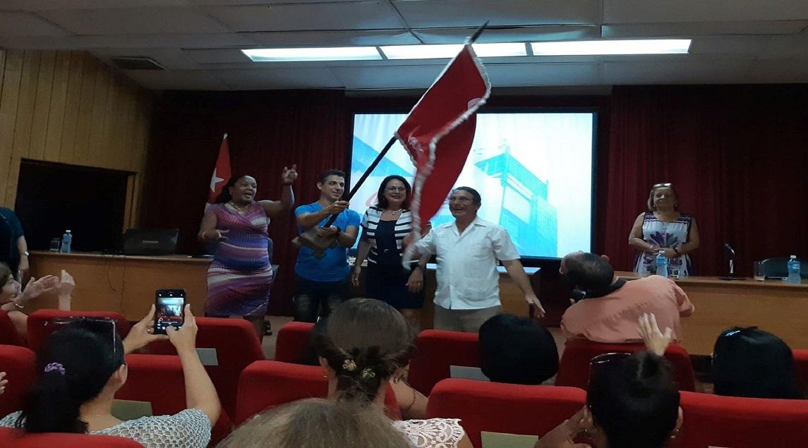 Citmatel: 16 años Vanguardia Nacional