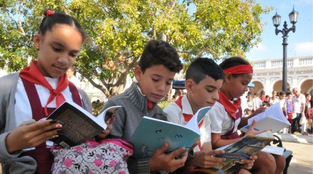 Inauguran edición 29 de la Feria del Libro en Cienfuegos
