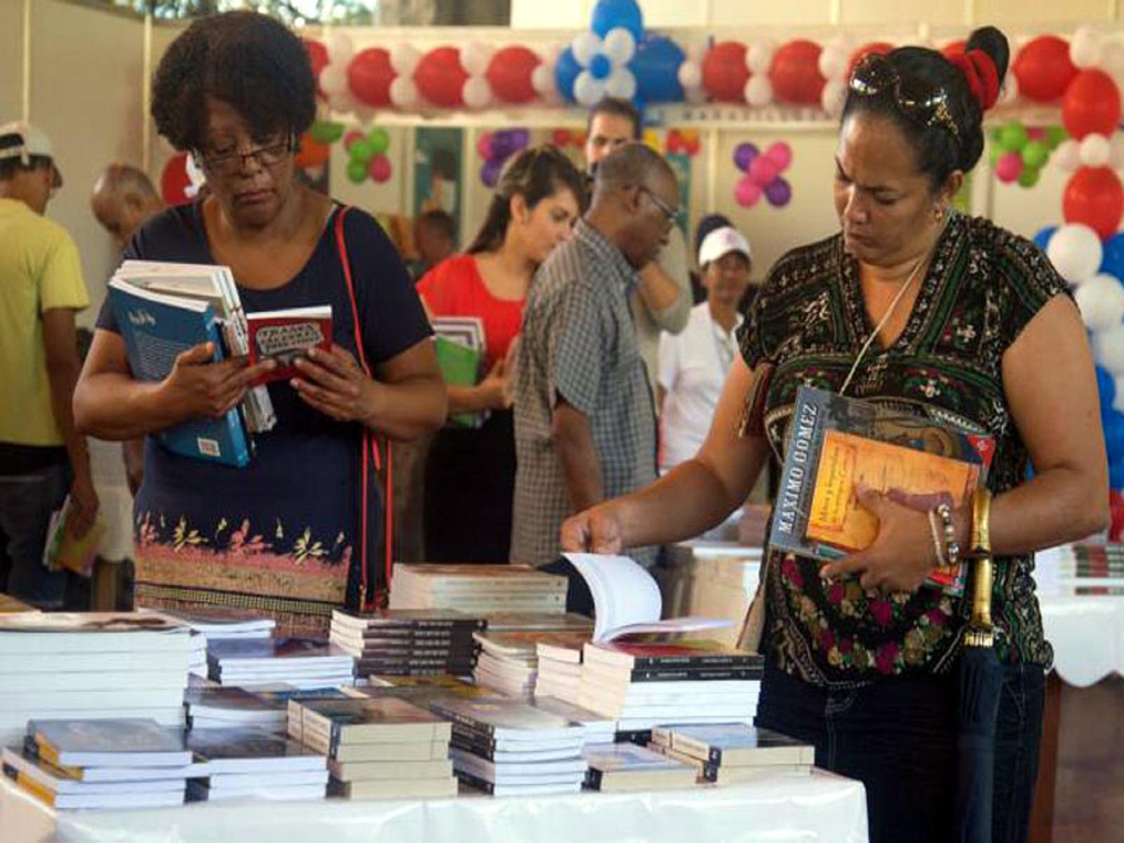 El Pabellón de Ciencias tendrá varias ofertas literarias en la feria del Libro en Holguín / Foto: Tribuna