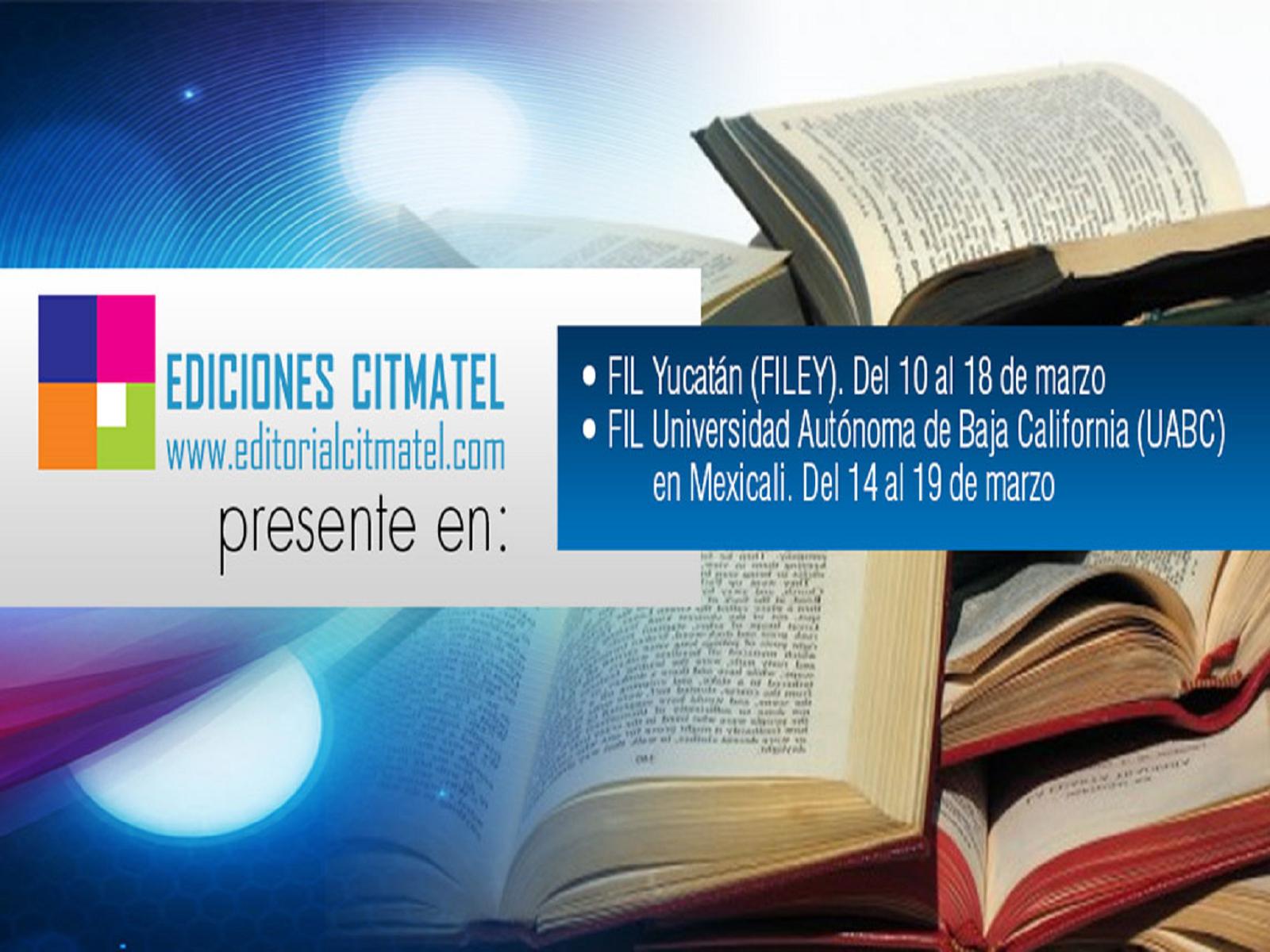 Ediciones Citmatel presente en Ferias Internacionales del Libro