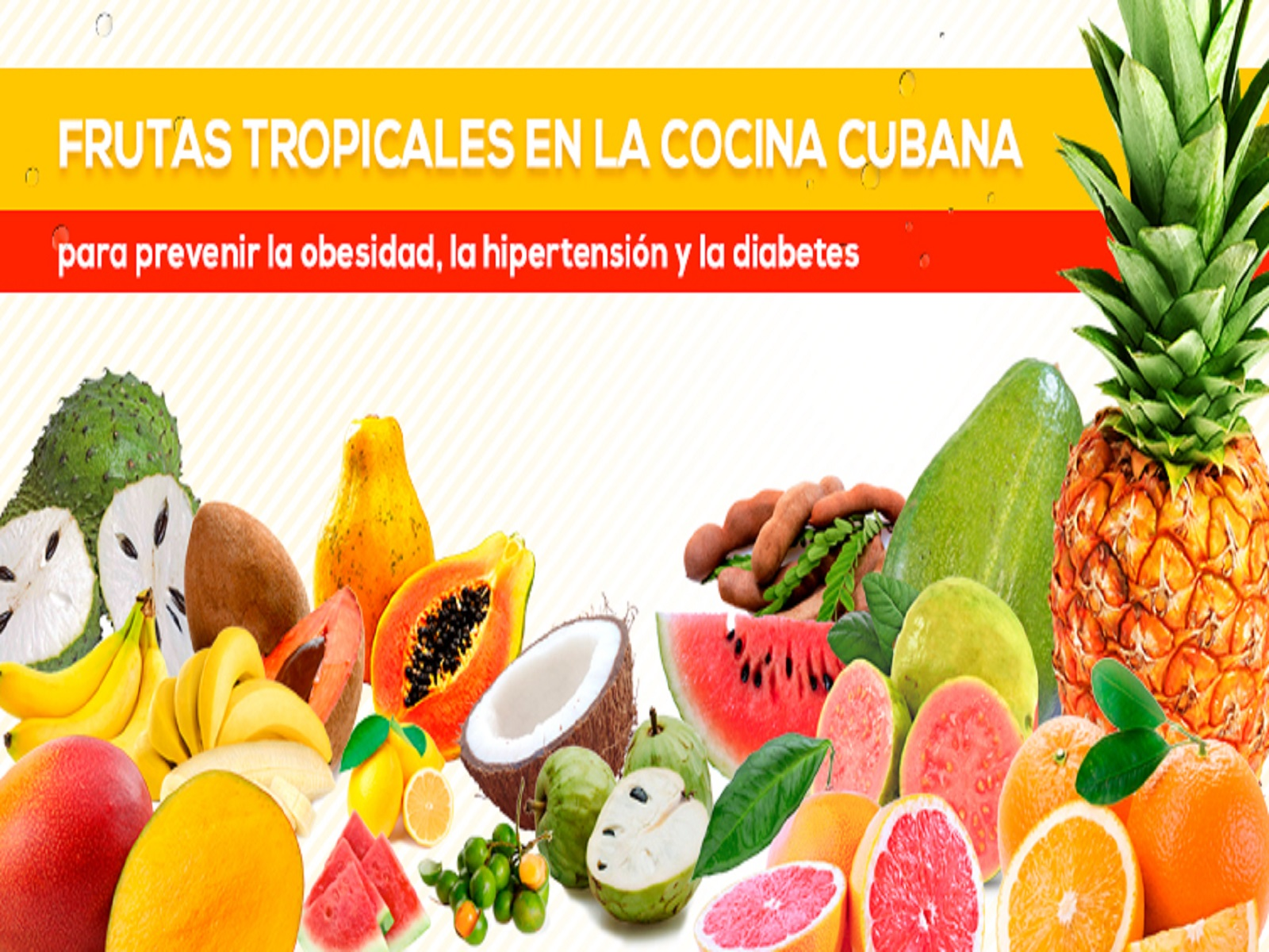 Frutas tropicales