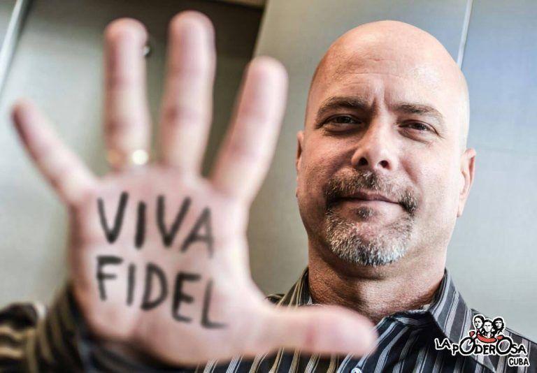 Hablar de Cuba es hablar de Fidel