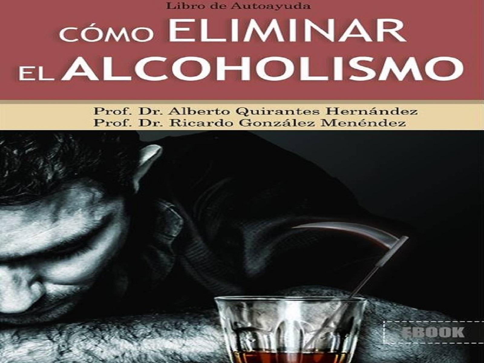Portada ebook Cómo eliminar el alcoholismo
