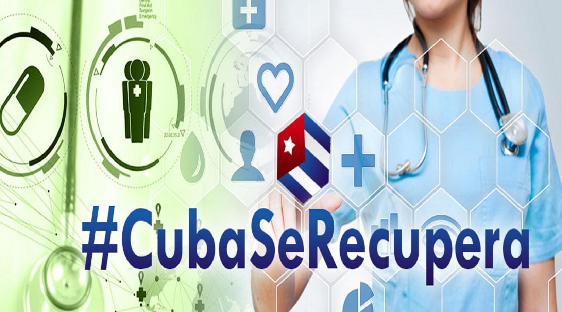 Cuba se recupera