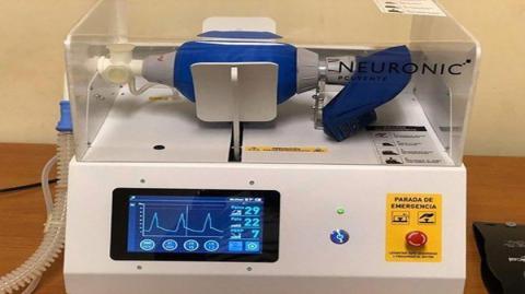 Desarrolla ciencia cubana ventiladores pulmonares para asistencia a pacientes en terapias