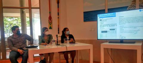 Destaca ministra del Citma importancia de los jóvenes científicos para el desarrollo del país
