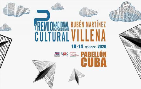 Premio de Periodismo Cultural Rubén Martínez Villena
