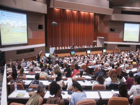 Debaten en Cuba sobre cambio climático en América Latina y el Caribe