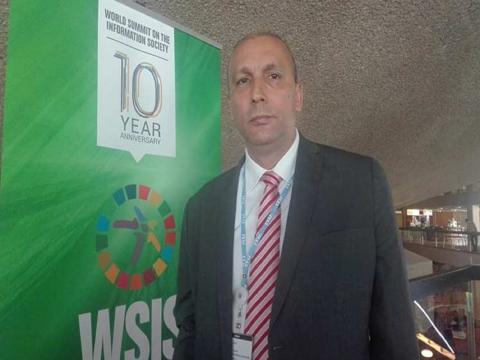 viceministro cubano de Comunicaciones, Ernesto Rodríguez