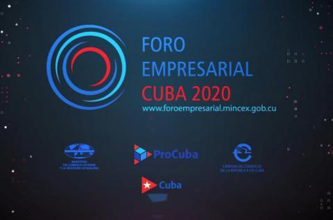 Foro Empresarial 2020 / Foto: Mincex