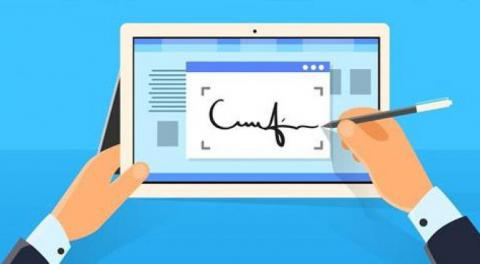 Firma «digital», un servicio que sumará el portal tributario