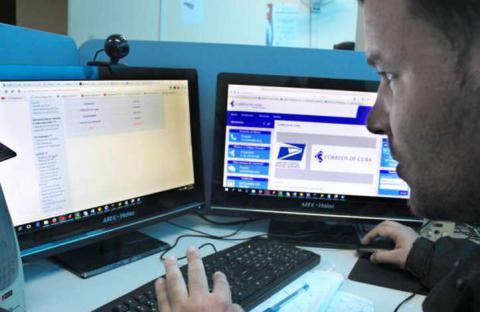 Correos de Cuba impulsa informatización de sus servicios