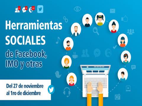 Convoca Citmatel a taller presencial de Redes Sociales