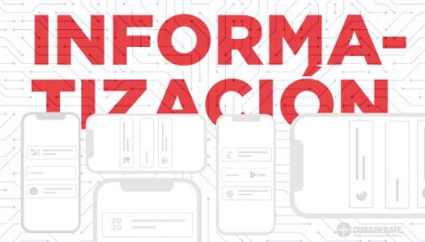 Seis avances en la informatización durante 2020