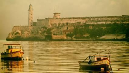 Una vista del morro de La Habana Autor: http://www.onlinetours.es