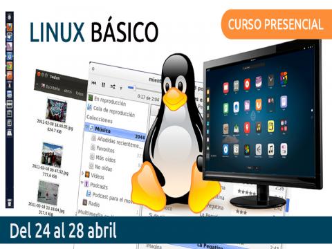 Curso presencial Linux Básico