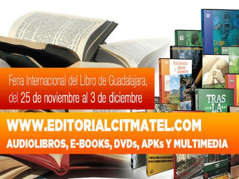 Citmatel en las Ferias Internacionales del Libro