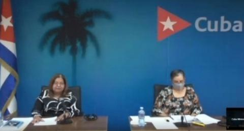 Aboga Cuba por la igualdad de género en Latinoamérica frente a la COVID-19