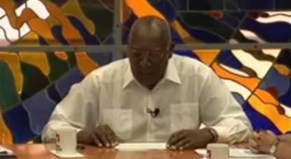Vicepresidente de la República , Salvador Valdés Mesa