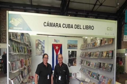 Editoras Abril y Citmatel en la Feria Internacional del Libro de Costa Rica (Filcr-2019)