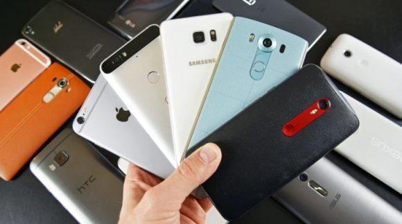 ¿Qué teléfonos móviles se usan más en Cuba?